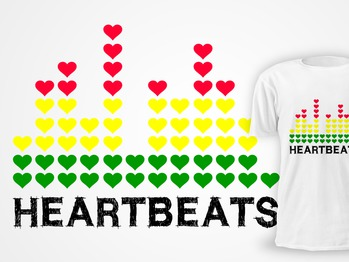 Heartbeats Equalizer - equalizer loneleon music hearbeats heart
