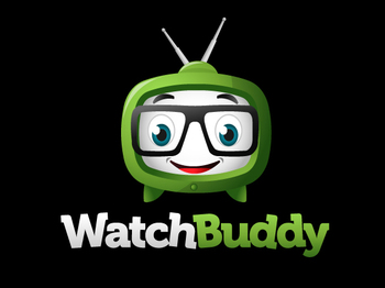 WatchBuddy - logo character cartoon identity branding